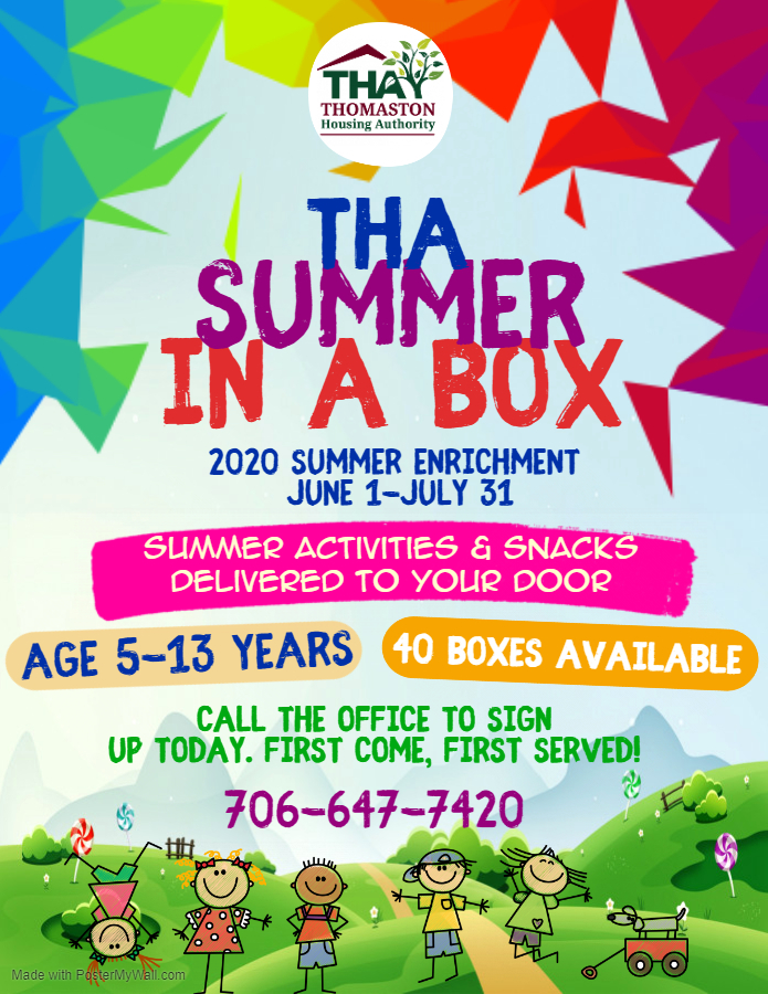 Summer in the Box